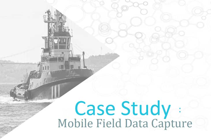Mobile Field Data Capture Case Study