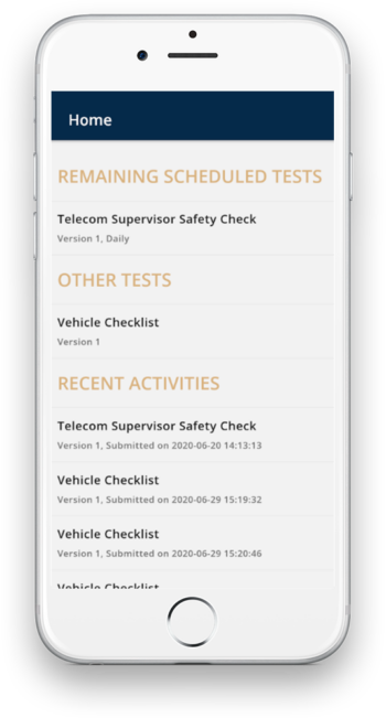 Mach1 Mobile Purchase Orders